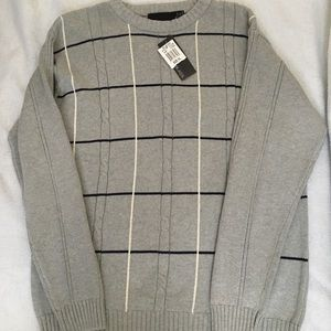 Bill Blass Men's XL Sweater-NWT